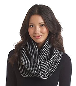 Calvin Klein Twisted Metallic Neckwarmer