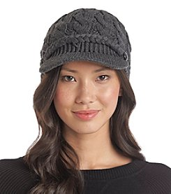 Calvin Klein Cable Cabbie Hat