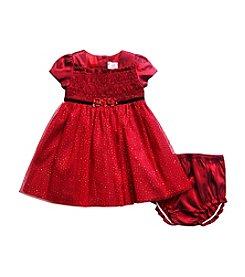 Sweet Heart Rose® Baby Girls' Smog Bodice Dress