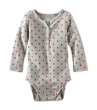 OshKosh B'Gosh® Baby Girls' Polka-Dot Bodysuit