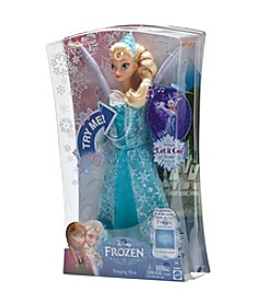 Mattel® Frozen Elsa Singing Doll