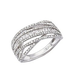 Effy® Classique Collection 0.98 ct. t.w. Diamond Ring