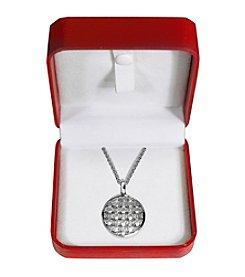 Effy® 0.12 ct. t.w. Diamond Pendant Necklace
