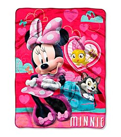 Disney™ Minnie Mouse® Silk Touch Throw
