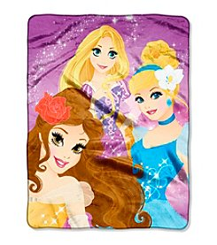 Disney™ Princesses Summer Haze Silk Touch Throw