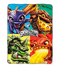 Skylanders Series Three Silk Touch Throw