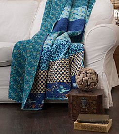 Lush Decor Royal Empire Peacock Throw