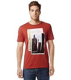 Buffalo by David Bitton Men's Scenic Cliffs Graphic Tee