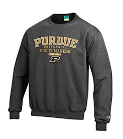 Champion® Men's Purdue University Eco Powerblend Crew