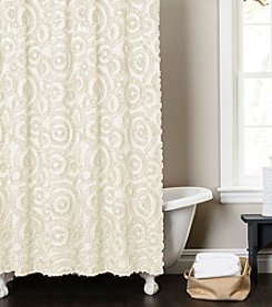 Lush Decor Stella Shower Curtain