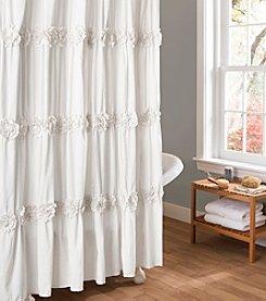 Lush Decor Darla Shower Curtain