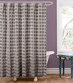 Lush Decor Emma Shower Curtain