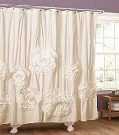 Lush Decor Serena Shower Curtain