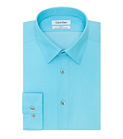 Calvin Klein Men's Spread Dress Shirt