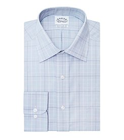 Eagle® Men's Plaid Spread Dress Shirt