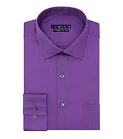 Geoffrey Beene® Men's Solid Spread Dress Shirt