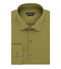 Van Heusen® Men's Solid Dobby Spread Slim Dress Shirt