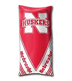 University of Nebraska Folding Body Pillow