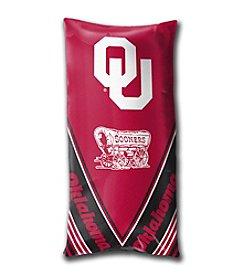 NCAA® University of Oklahoma Folding Body Pillow
