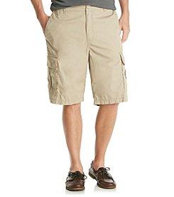 Ruff Hewn Men's Twill Cargo Shorts