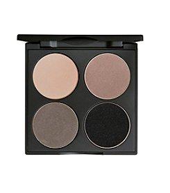 Gorgeous Cosmetics® 4 Pan Eyeshadow Palette For Smokey Eyes