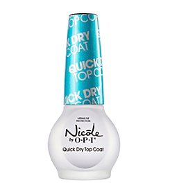 Nicole by OPI® Quick Dry Top Coat