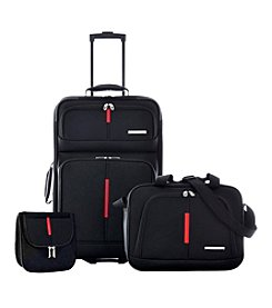Olympia Manchester 3-pc. Carry-On Travel Set