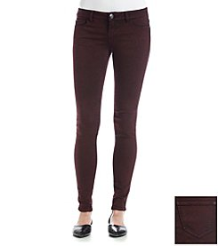 Celebrity Pink Soft Touch Acid Wash Skinny Jeans