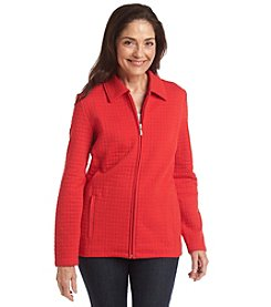 Breckenridge® Petites' High Seas Square Quilted Jacket