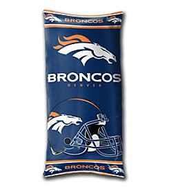 NFL® Denver Broncos Folding Body Pillow