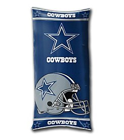 NFL® Dallas Cowboys Folding Body Pillow