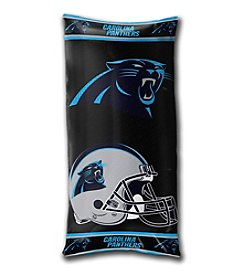 Carolina Panthers Folding Body Pillow