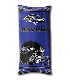 NFL® Baltimore Ravens Folding Body Pillow