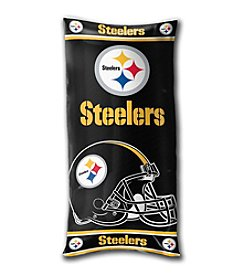 NFL® Pittsburgh Steelers Folding Body Pillow