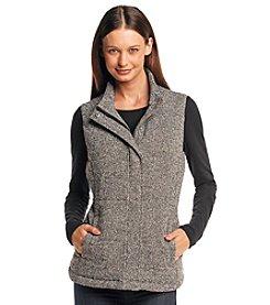 Jones New York Sport® Quilted Tweed Vest