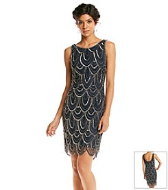 Pissaro Nights Beaded Dress