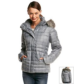 Columbia Mercury Maven Coat With Faux Fur Trimmed Hood