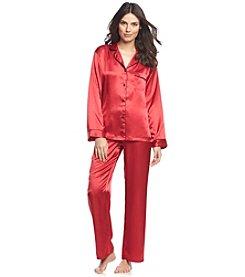 Linea Donatella® Satin Pajama Set