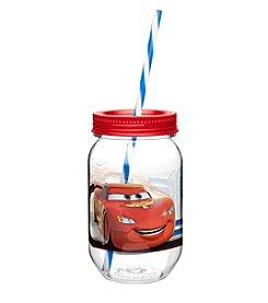 Zak Designs® Disney™ Cars 19-oz. Tritan Mason Jar Water Bottle