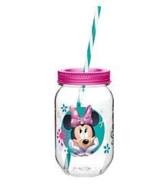 Zak Designs® Disney™ Minnie Mouse® 19-oz. Tritan Mason Jar Water Bottle