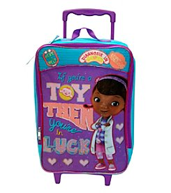 Disney™ Doc McStuffins Soft Sided Rolling Luggage