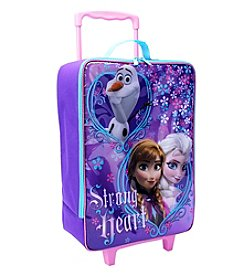 Disney™ Frozen Strong Heart Soft Sided Rolling Luggage