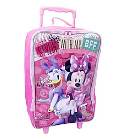 Disney™ Minnie Mouse® BFF Soft Sided Rolling Luggage