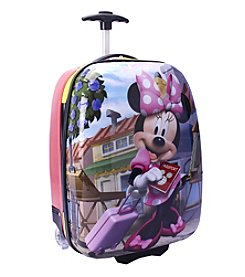 Disney™ Minnie Mouse® Hard Shell ABS Rolling Luggage