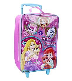 Disney™ Princess Palace Cute & Sweet Soft Sided Rolling Luggage