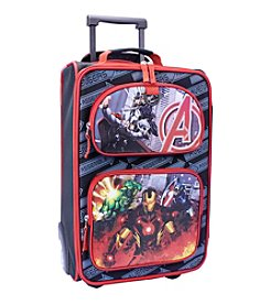 Marvel® Avengers Soft Sided Rolling Luggage