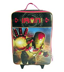 Marvel® Iron Man Soft Sided Rolling Luggage