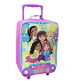 Nickelodeon® Dora and Friends Soft Sided Rolling Luggage