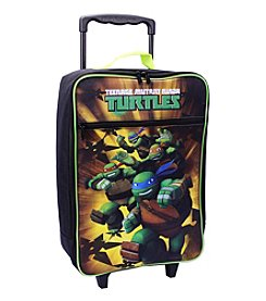 Nickelodeon® Teenage Mutant Ninja Turtles Action Soft Sided Rolling Luggage