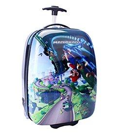 Nintendo® Mario Kart 8 Hard Shell ABS Rolling Luggage